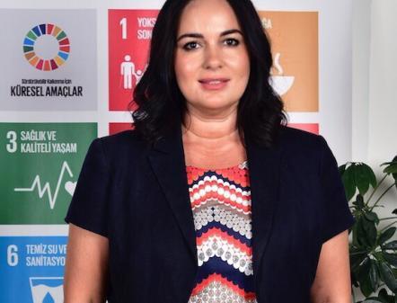 Maxion İnci Jant Grubu Gönüllüleri,  Birleşmiş Milletler'in Küresel Amaçlarını Öğretecek