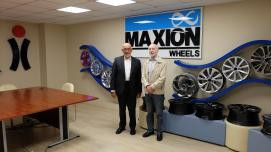 Maxion İnci hosted Prof. John Campbell, the doyen of metallurgy