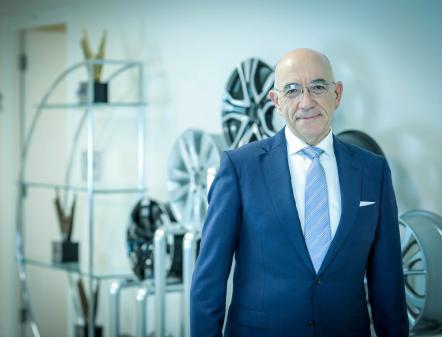 Maxion İnci Jant Grubu'na  Otomotiv Endüstrisi İhracatçıları Birliği'nden Altın İhracat Ödülü