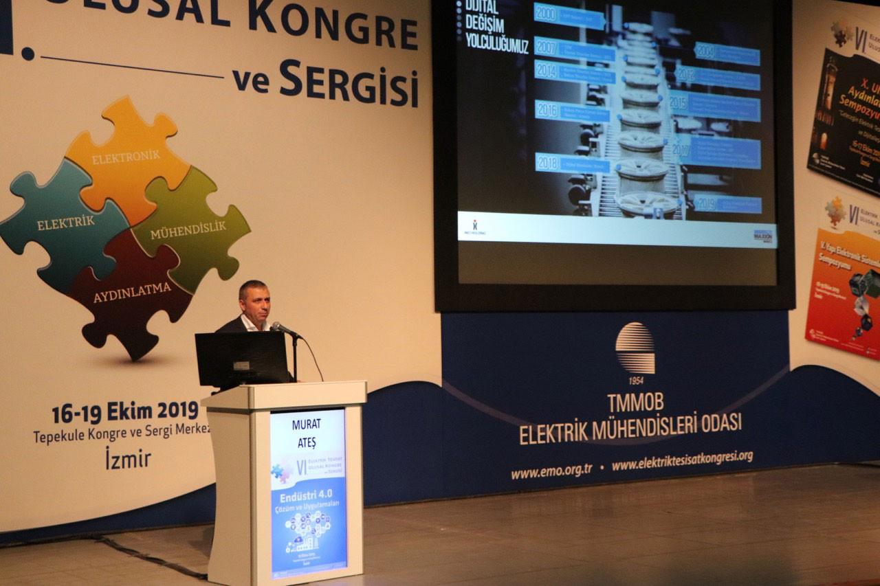 EMO VI. Elektrik Tesisat Ulusal Kongre ve Sergisi